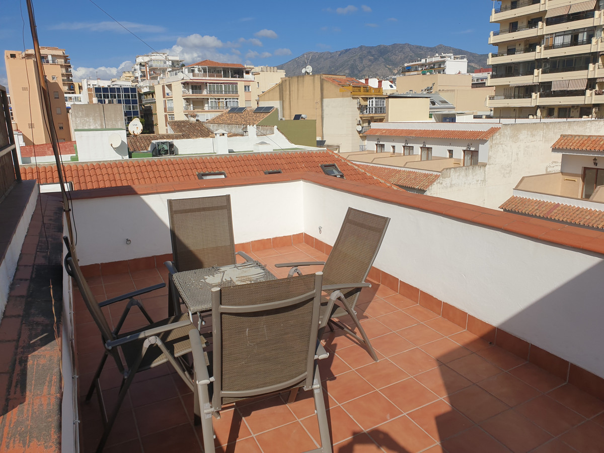 Modern Penthouse Apartment located 100 meters from the beachfront in Fuengirola. Located on a tranqu,Spain