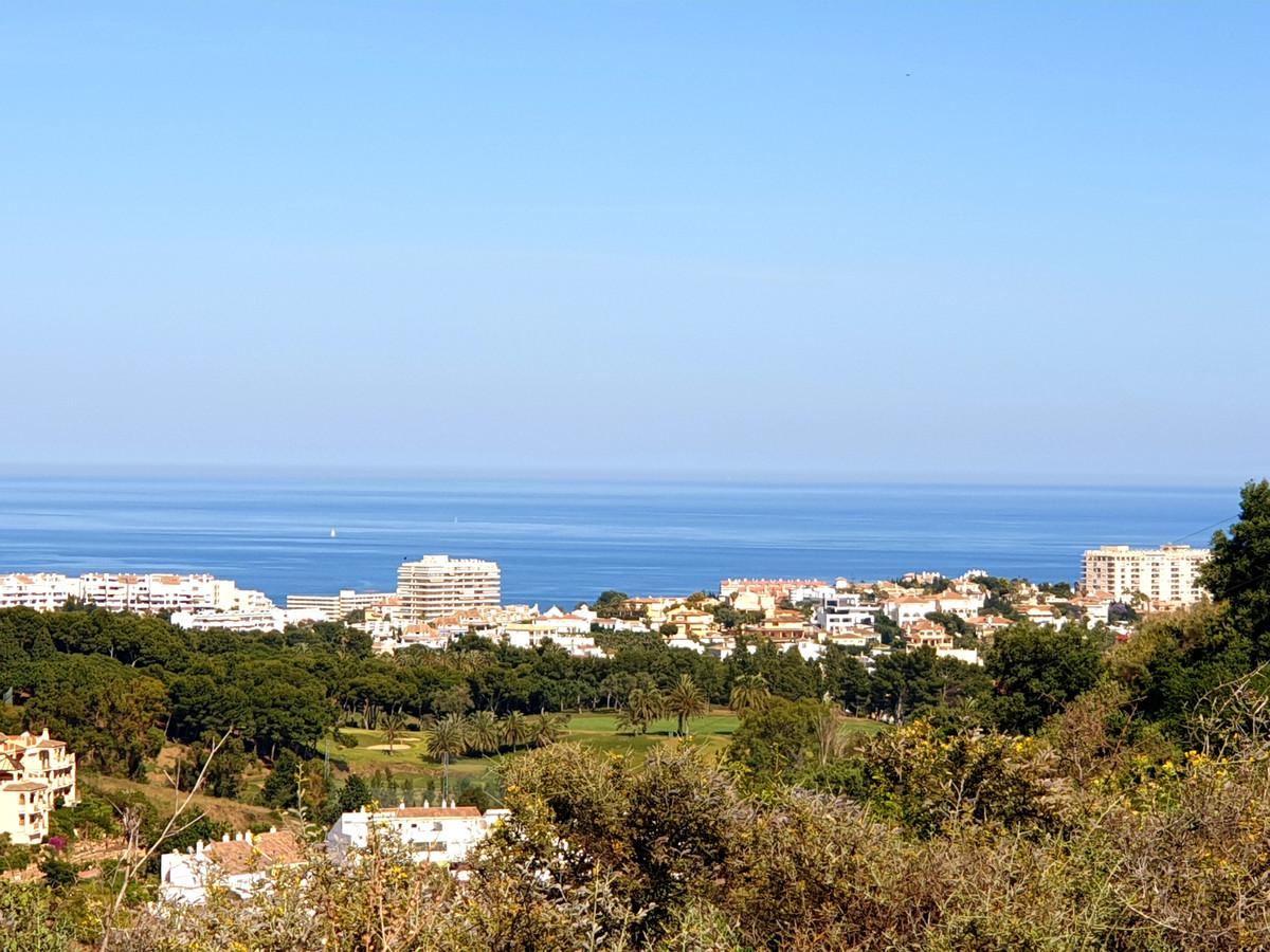 Exceptional Development Opportunity- One of the last remaining big plots of  3822 meters with sea vi,Spain