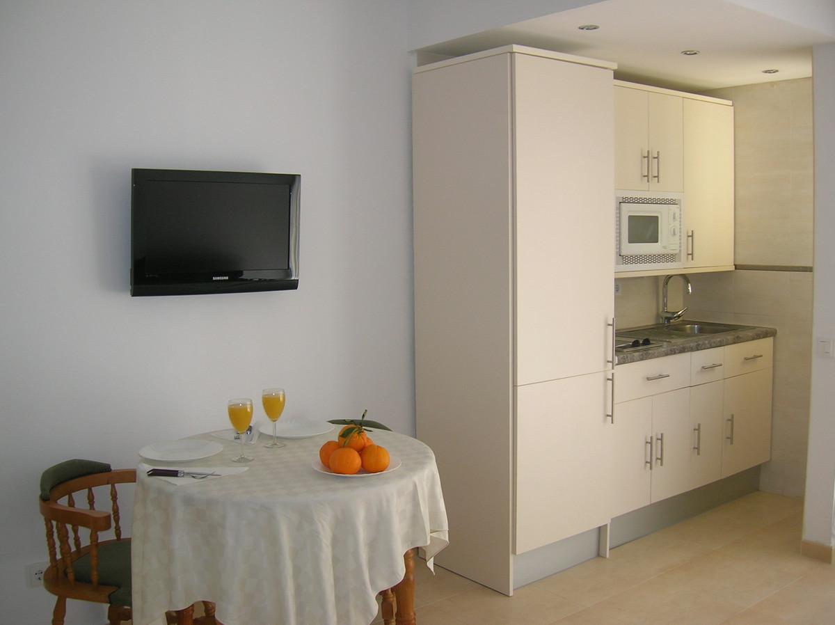Ground Floor Studio in Fuengirola