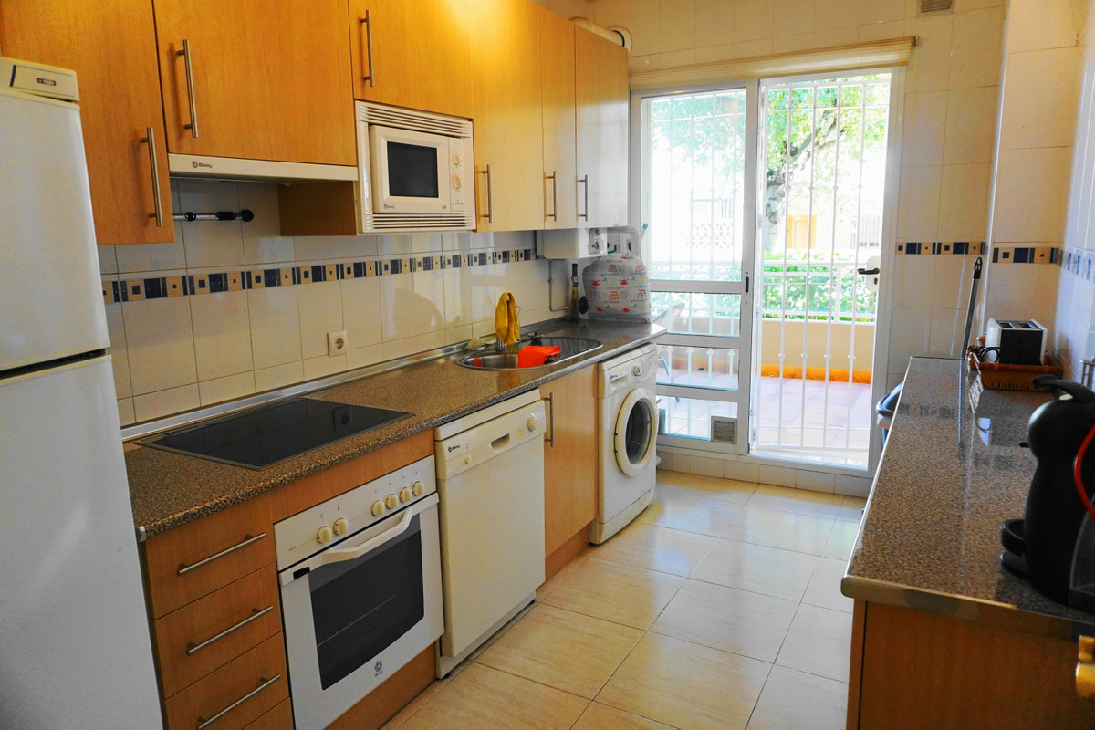 Ground Floor Apartment in Mijas Costa