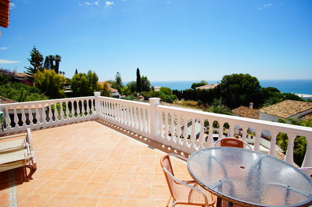 3 Bedroom Detached Villa For Sale Benalmadena Costa