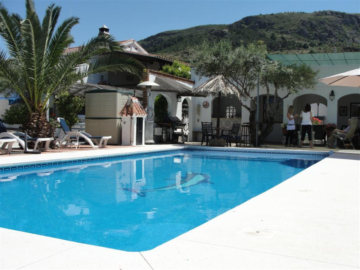 Reduced! A beautiful Finca which has been totally modernised and tastefully reformed. The property c,Spain