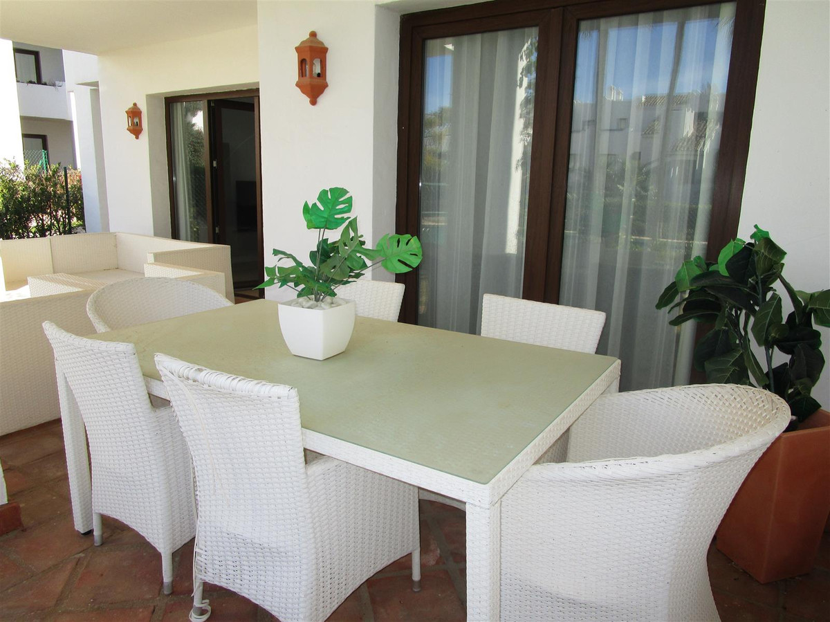 Apartment Ground Floor in Mijas Golf, Costa del Sol