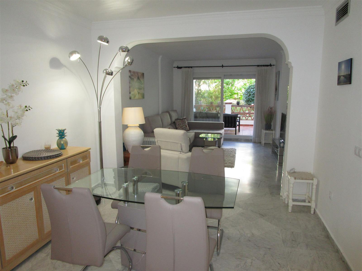 A lovely, recently refurbished, ground floor apartment comprising of two bedrooms and two bathrooms, Spain