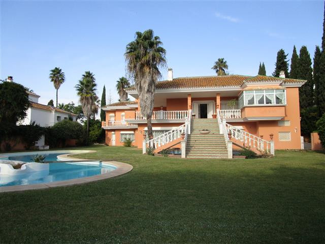 6 bedroom villa for sale mijas golf
