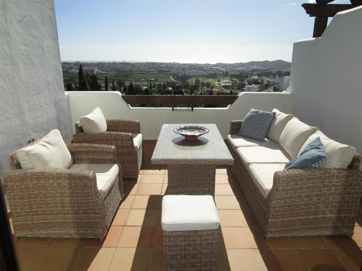 This spacious top floor apartment represents a rare opportunity to secure a three bedroom apartment , Spain