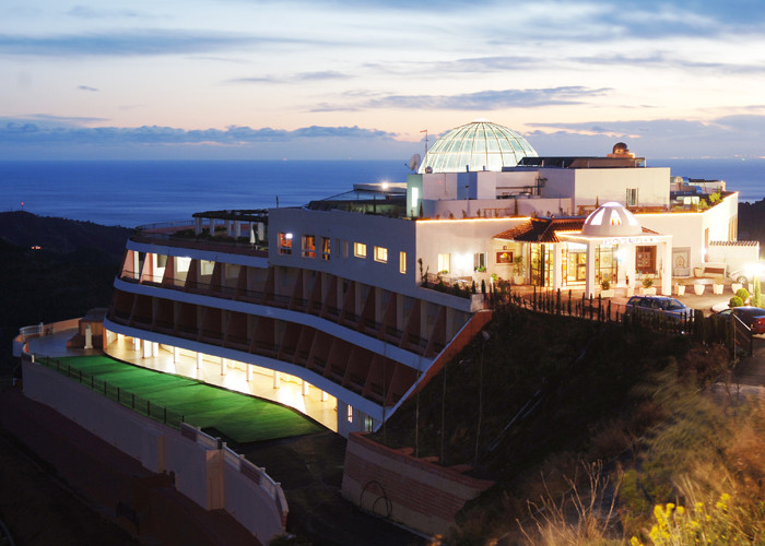 This great investment is located In the midst of a beautiful biosphere reserve, on a peak over 650 m,Spain