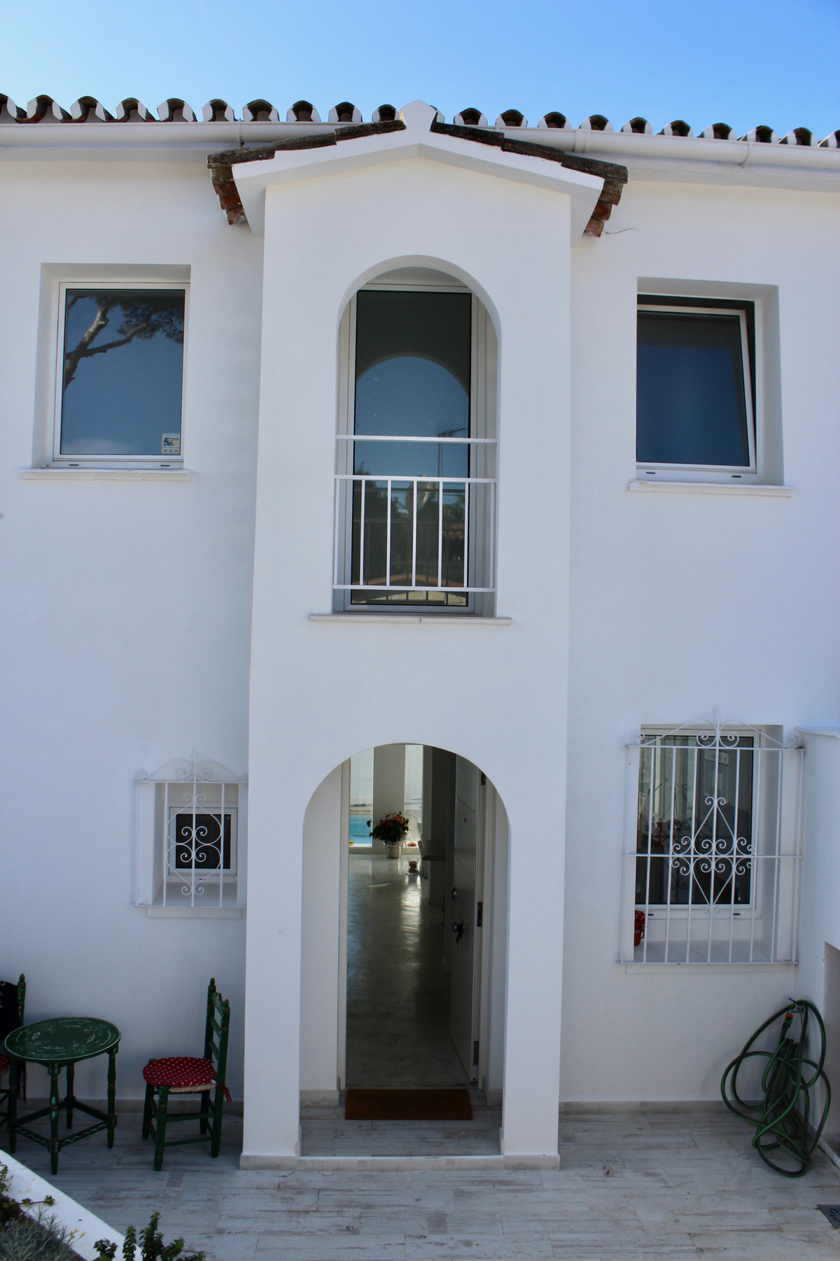Semi-detached house a few meters from the beach of Costabella. Ideal as a holiday home. The house ha,Spain