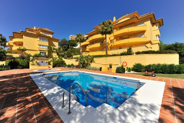 Luxurious 2 bedroom  apartment located next to Rio Real Golf in an exclusive first line golf gated c,Spain