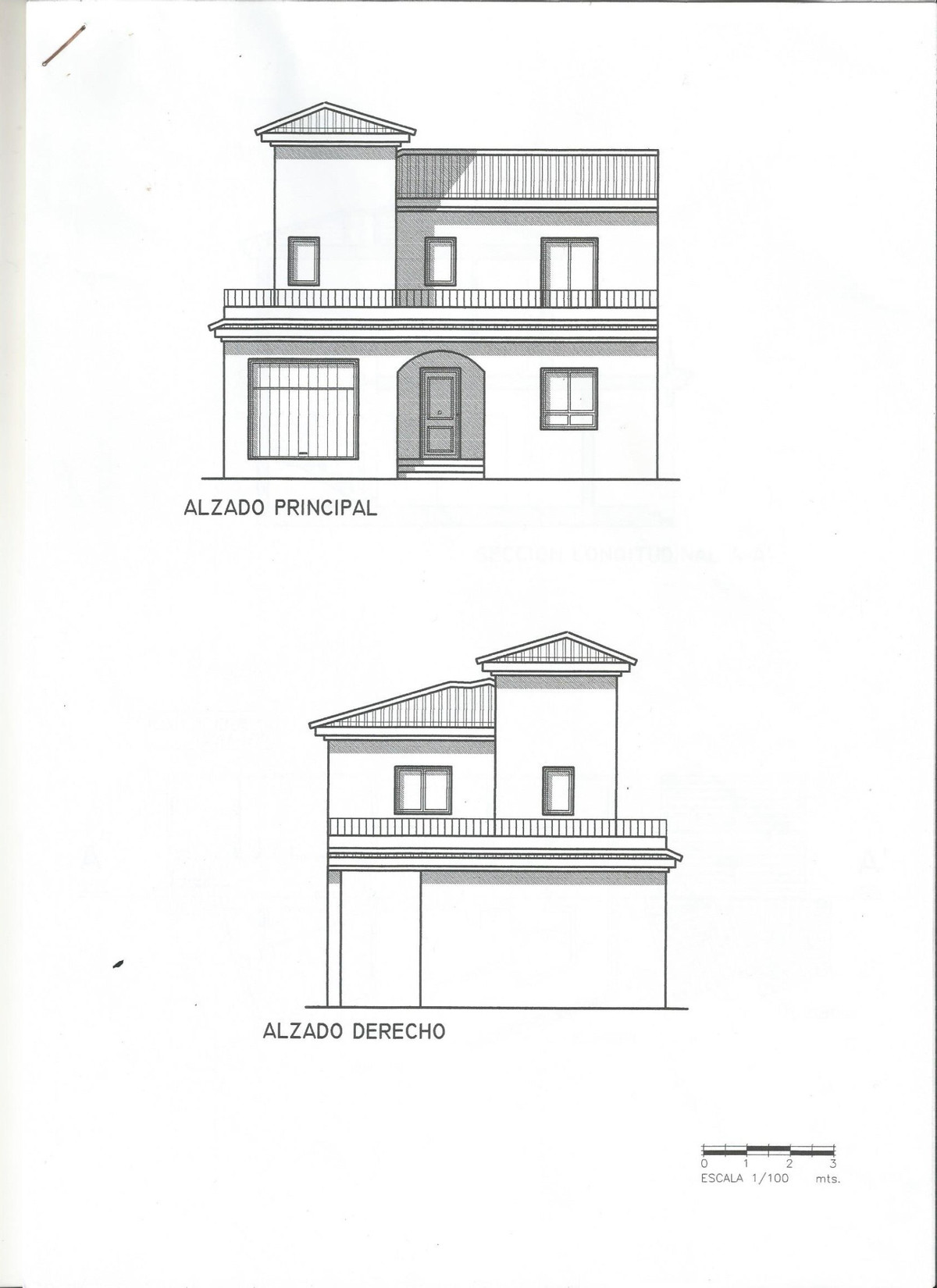 Opportunity to purchase a plot designated for the construction of an independent villa with size of ,Spain
