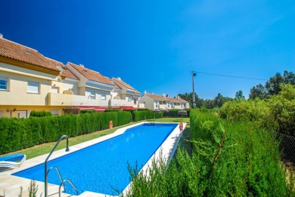 Reformed townhouse in Nueva Andalucia which has been finished to a very high standard by the current,Spain