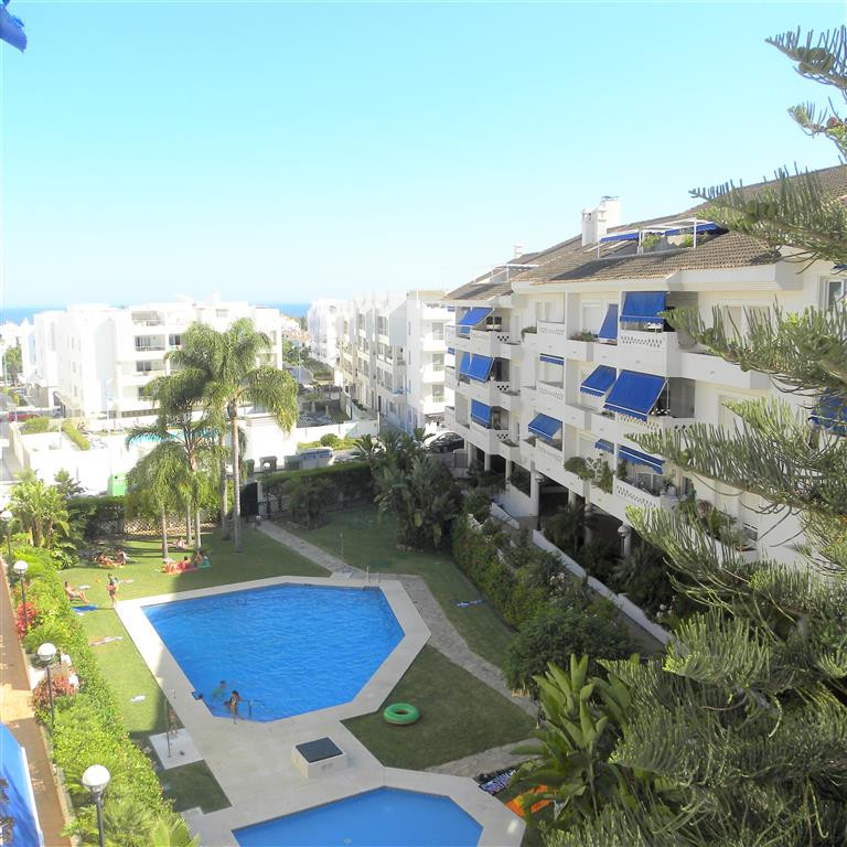 This 5 bed apartment is a true one off property located both in the centre of San Pedro town, on the,Spain