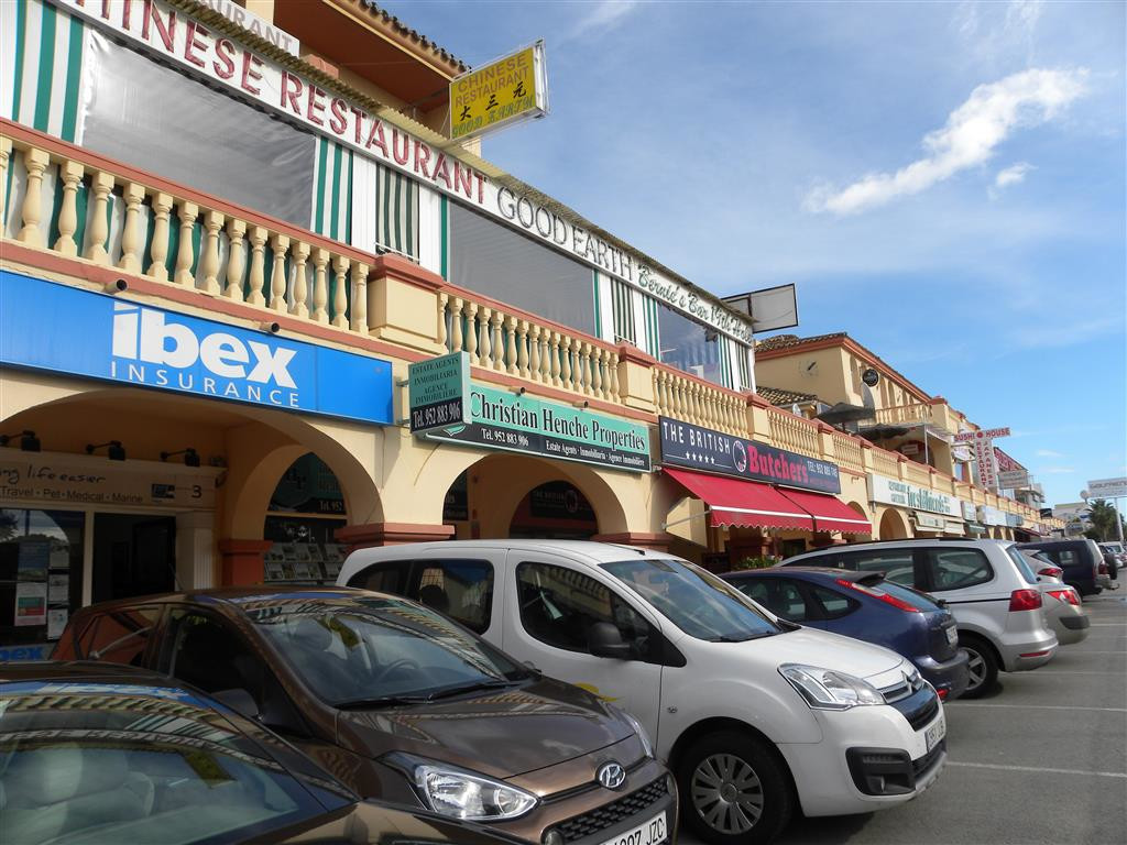 INVESTMENT OPPORTUNITY  This local is situated in a prime position in the very busy all year round a, Spain