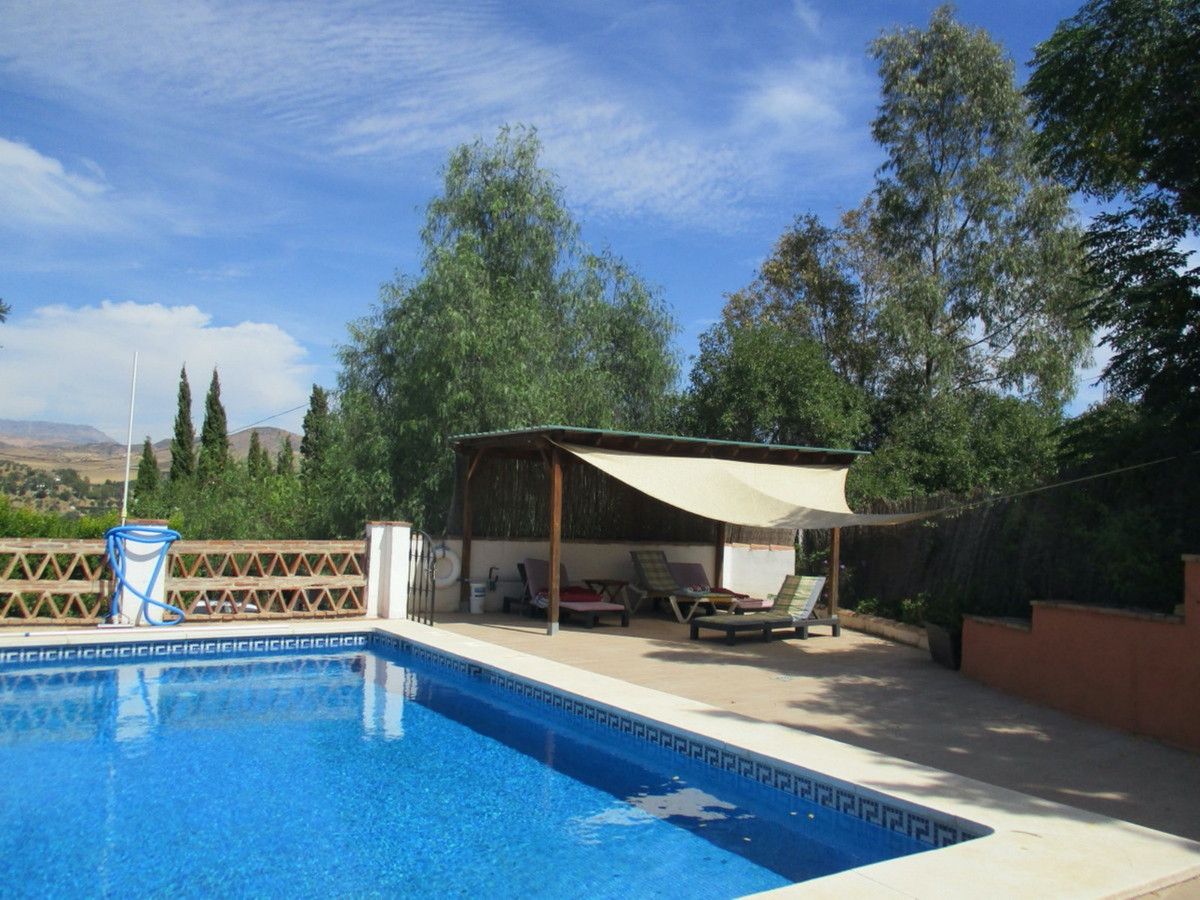 Unique opportunity to invest in an  Andalucian country estate, offering both a beautiful traditional, Spain