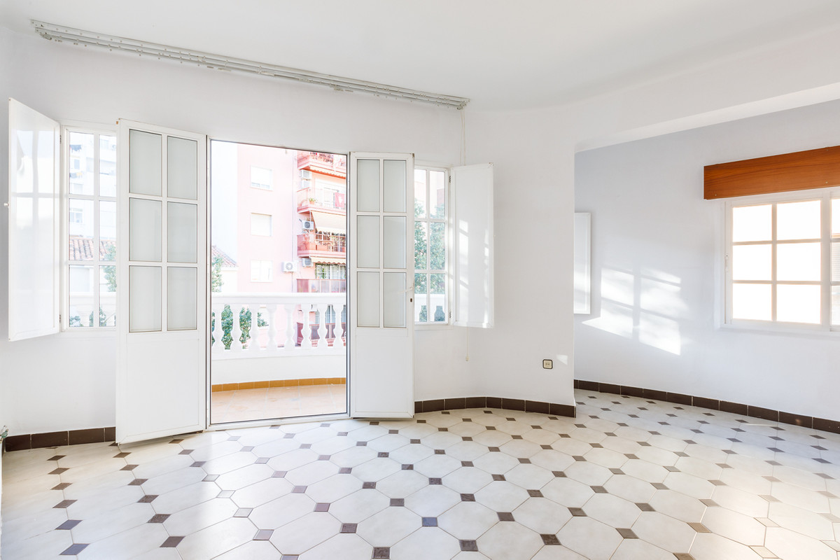 Large penthouse in the centre of Malaga.  This beautiful penthouse is located 800 metres from the fa, Spain