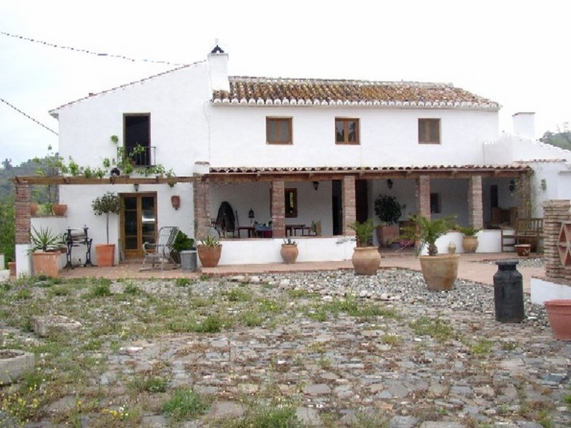 Detached Villa for sale in Alora