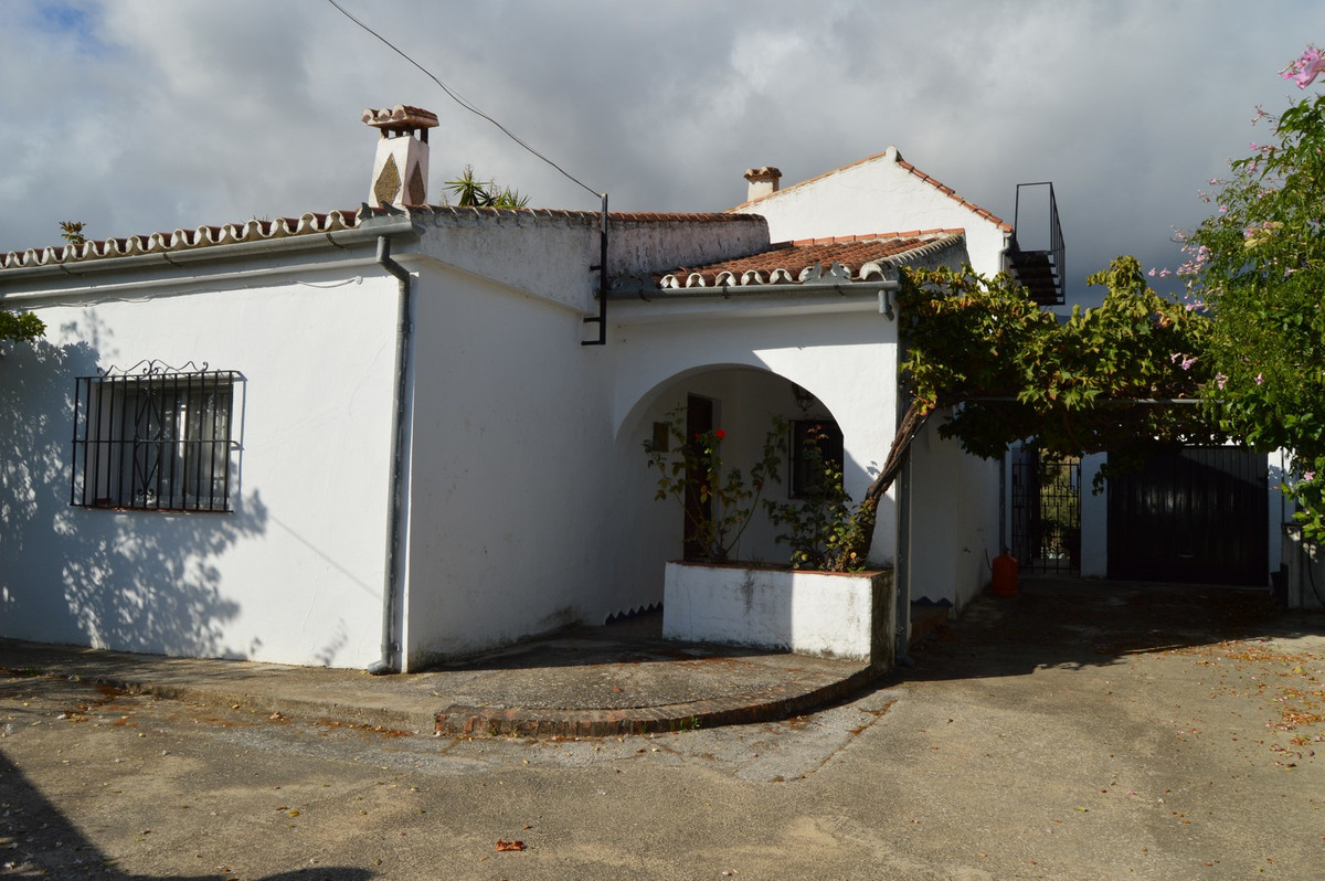 Villa  Detached 													for sale  																			 in Carratraca
