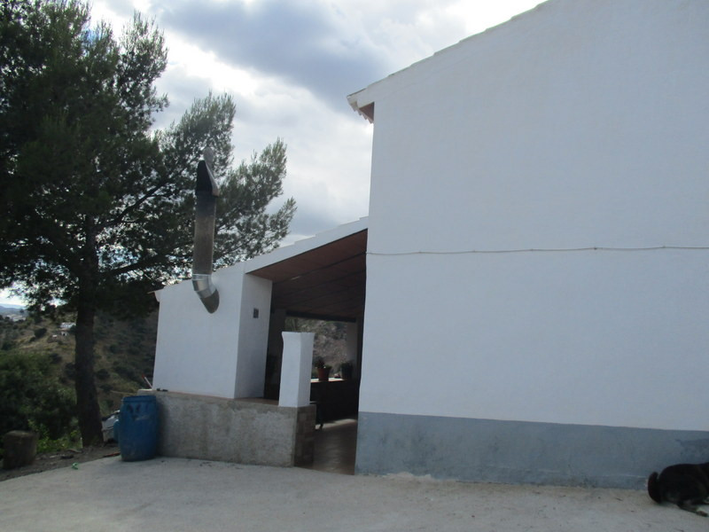 Location! Location! Location! This Spanish finca enjoys a stunning location in the mountains close t, Spain