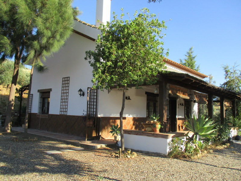 Located within a fully fenced 12.880 m2 plot of mature olives. The accommodation is offered over two, Spain