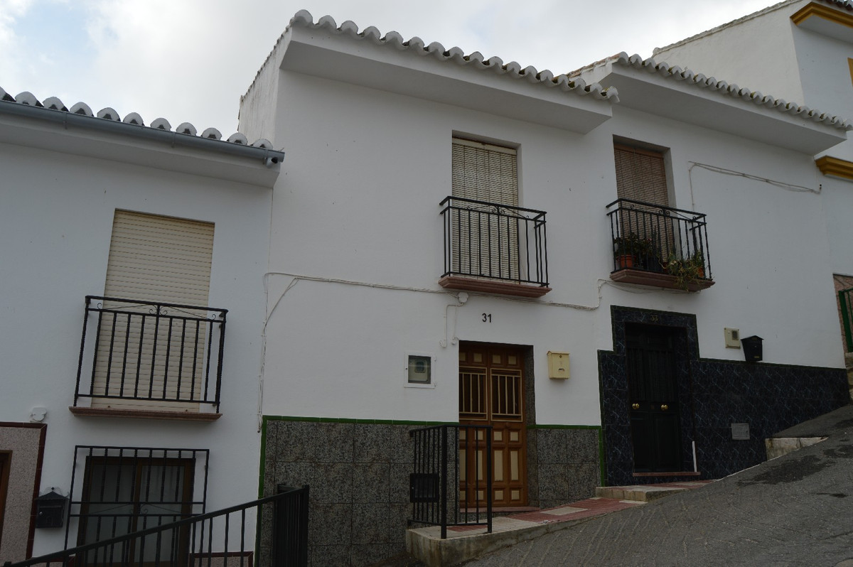 Town house for sale in Valle de Abdalajis - Costa del Sol