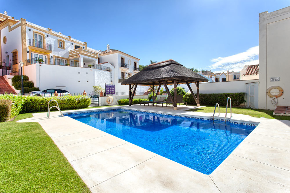 Property located in Ojen village, Malaga, Costa del Sol. Bank repossession apartment of 72m2 built. , Spain