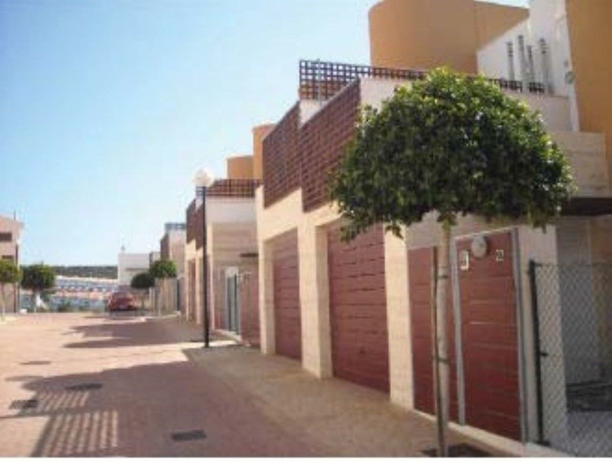 Property located in Mijas Costa, Malaga, Costa del Sol. Bank repossession townhouse of 143m2 built. , Spain