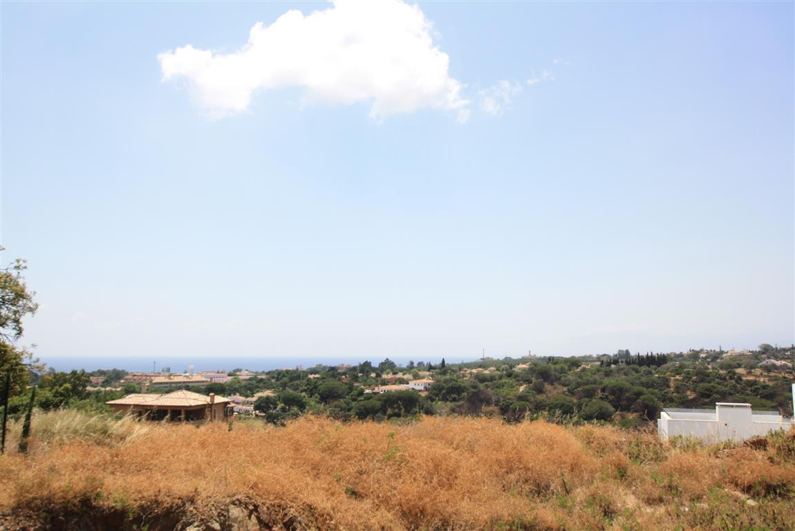 Probably one of the best plots for sale in East Marbella, Elviria. Situated in an elevated position ,Spain