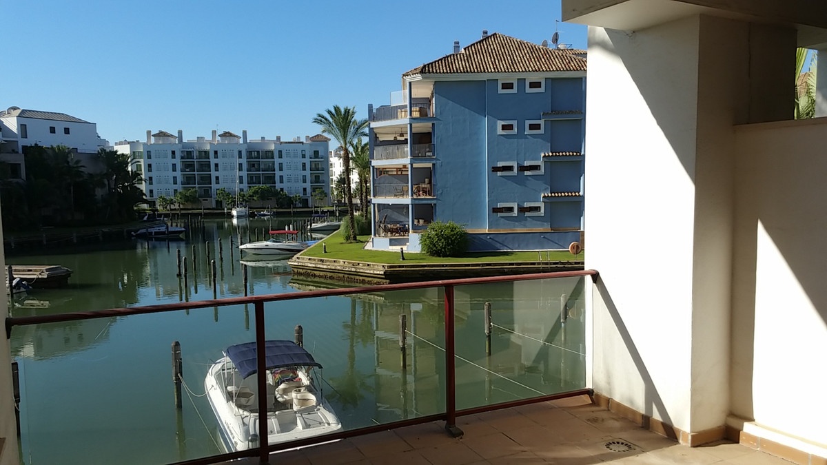 Apartment in Sotogrande Marina