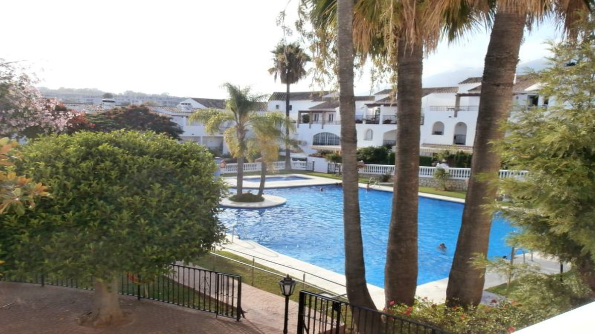 Property located in Mijas, Malaga, Costa del Sol. Resale apartment of 83m2 built. Consist of two bed, Spain