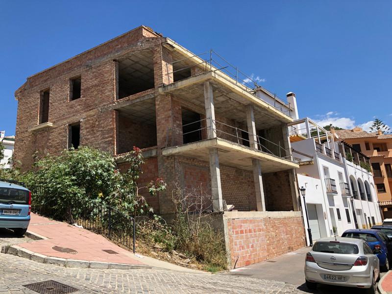 Appartementencomplex in Benahavís