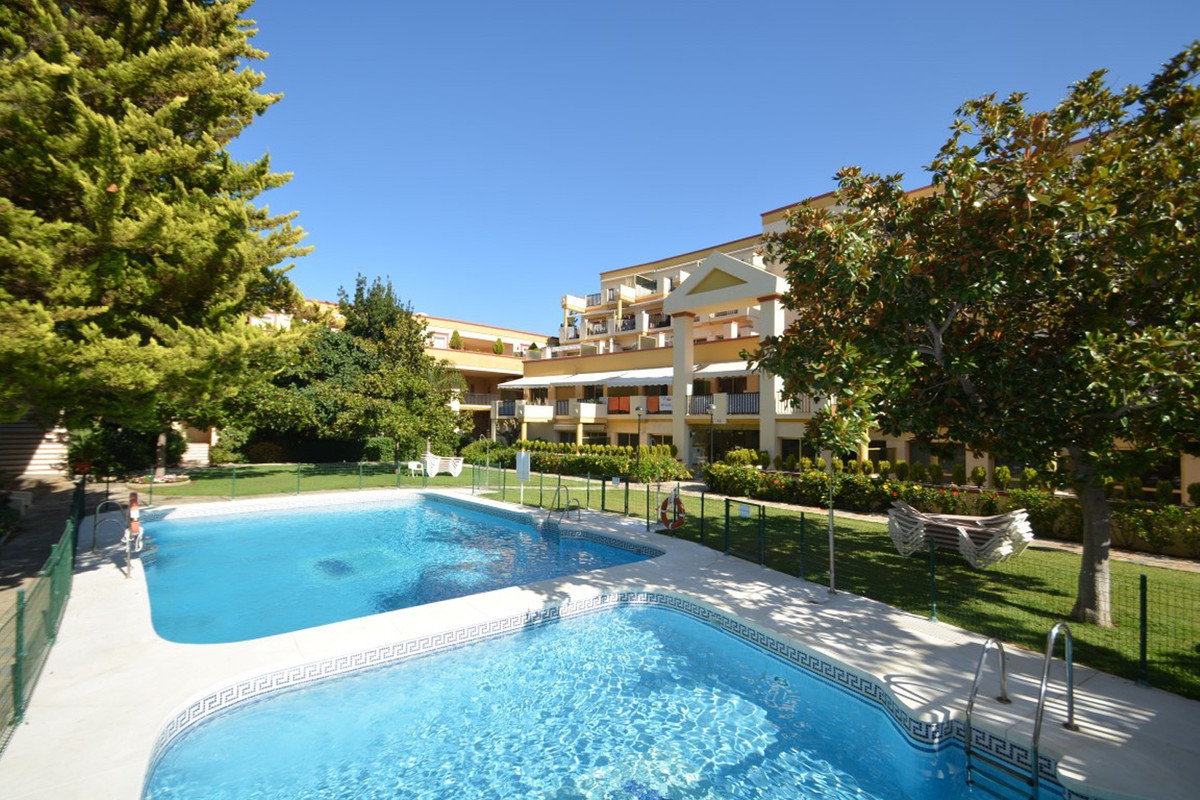 First Line Beach Studio in Elviria Excellent rental property, Spain