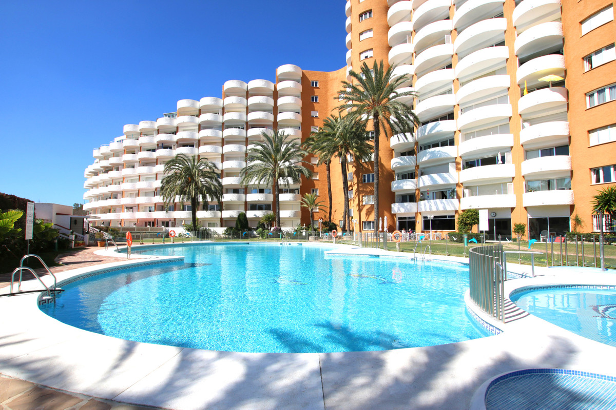 Fully Refurbished studio apartment in Marbesa Resort next to the beach in a popular holiday complex.,Spain