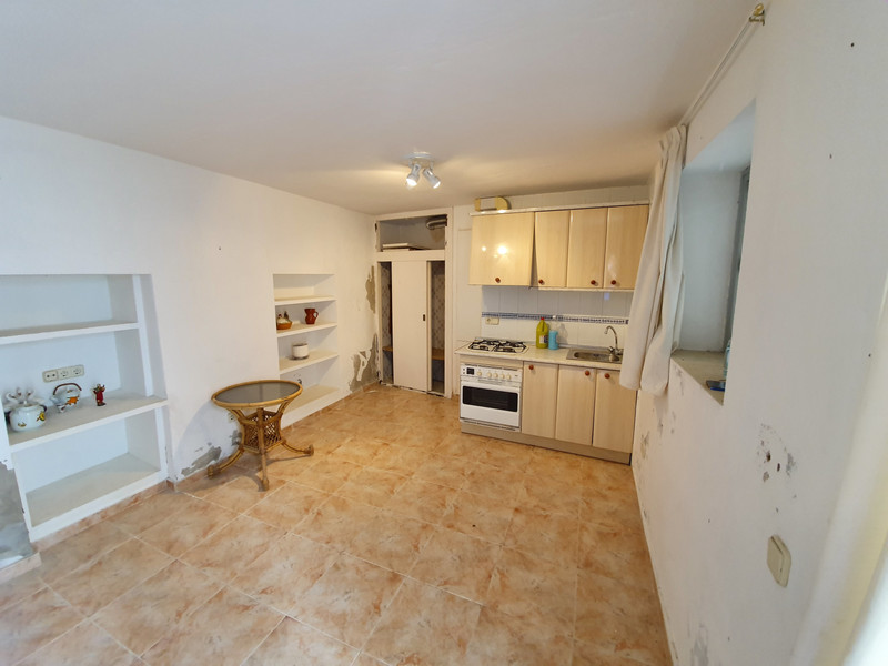Студия нижний этаж - Manilva - homeandhelp.com