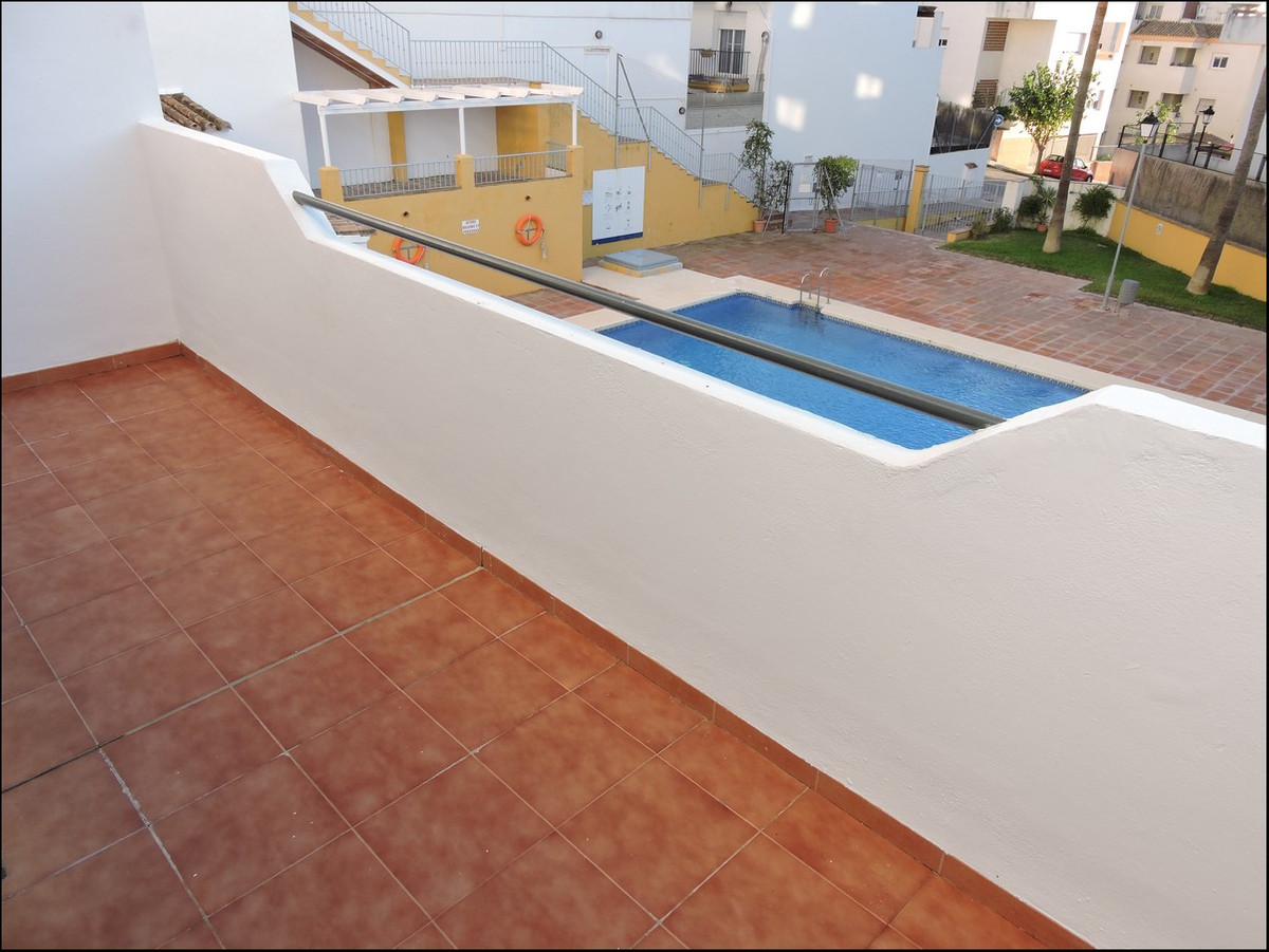 GREAT groundfloor apartment in the fantastic little village of Manilva.  30 minute walk to the beach,Spain