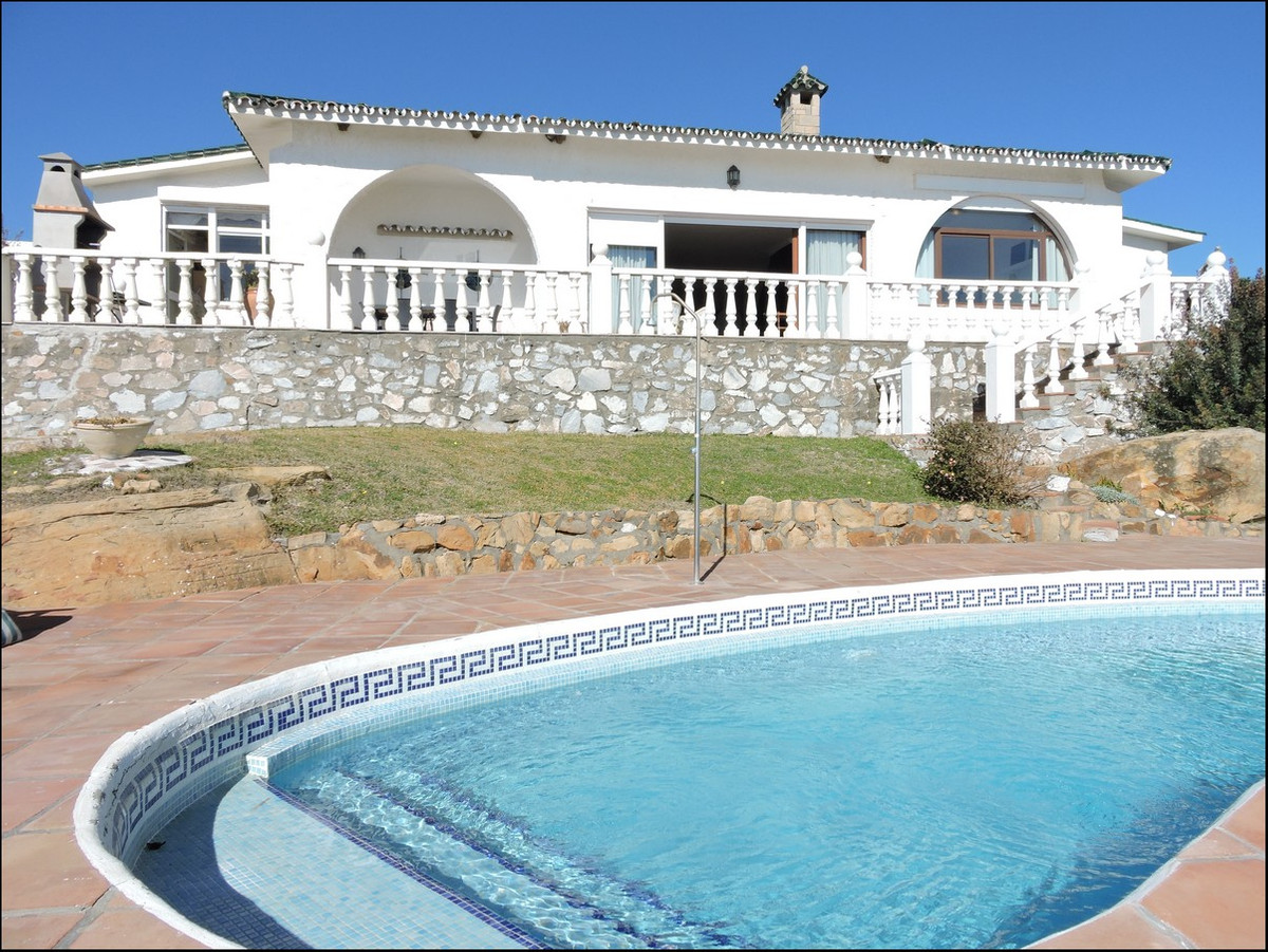 This is an amazing location!  The land and the villa is of course fantastic, but mainly what you are, Spain
