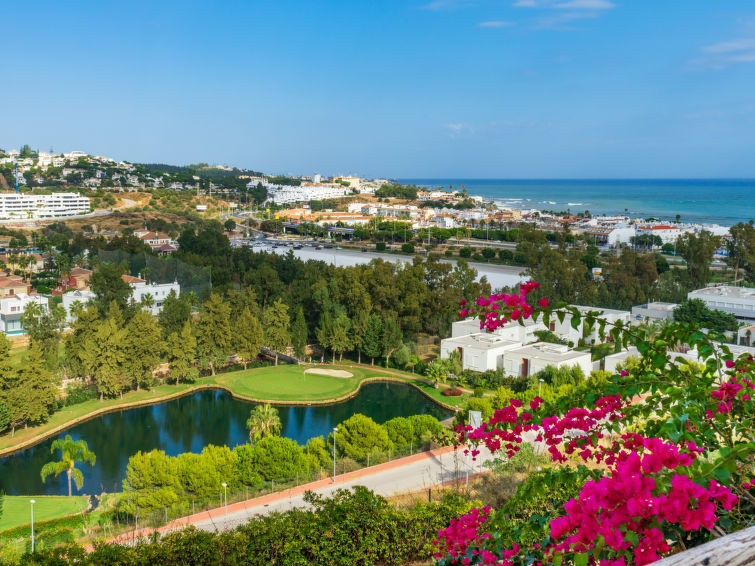 Very nice duplex 3 bedroom apartment on top of the hill in la Cala de Mijas. Panoramic sea views and,Spain