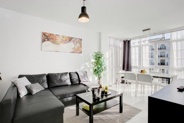 Excellent location The apartment is located in Puerto Banus (Marbella - Nueva Andalucia) next to the,Spain