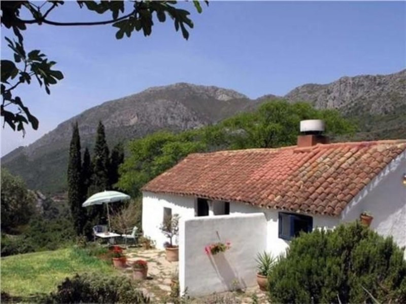 Finca for sale in Casares - Costa del Sol