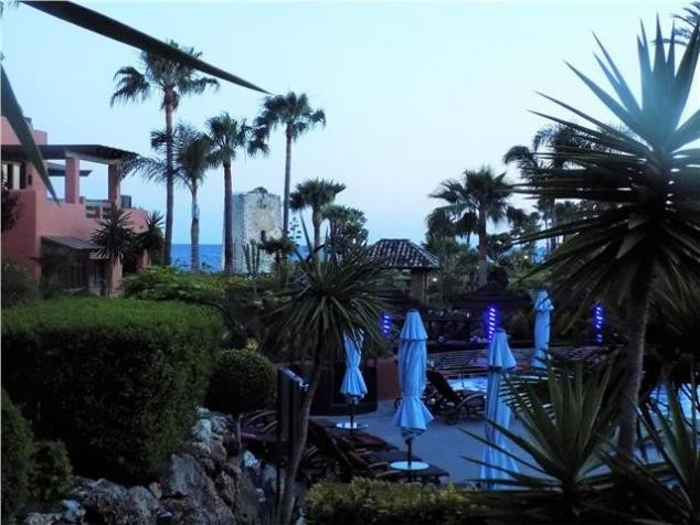 Beautiful first line beach apartment in Estepona. With an area of 226 sqm, the property has 3 bedroo,Spain