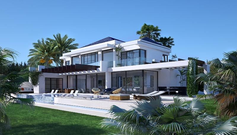 Marbella Banus Villa – Chalet en Venta en Benahavís – R3261427