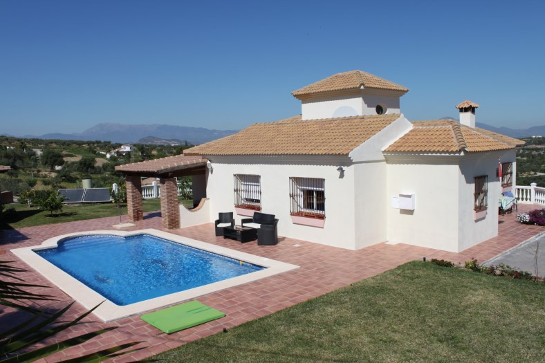 If you want a peaceful place surrounded by the beautiful Andalucian mountains, this is the place!!! ,Spain
