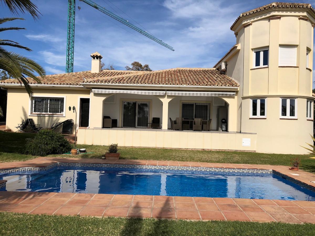 Detached Villa in Marbesa