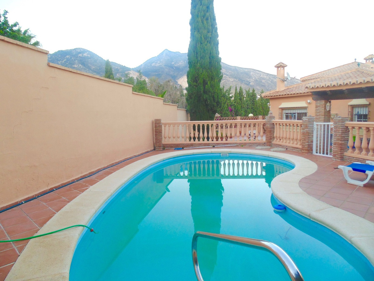 Charming villa in easy walking distance to the lovely white village of Benalmadena Pueblo and all itSpain