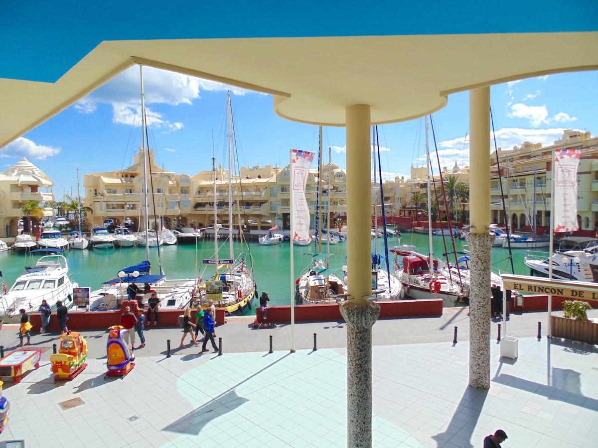Modern apartment in the very centre of the famous Benalmadena Marina, surrounded by excellent restau, Spain