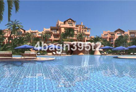 Marbella Banus Ground Floor Apartment for Sale in New Golden Mile – R2711921