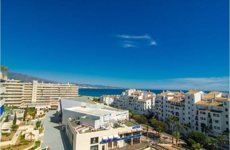 Marbella Banus Apartamento Planta Media en Venta en Puerto Banús – R2994596