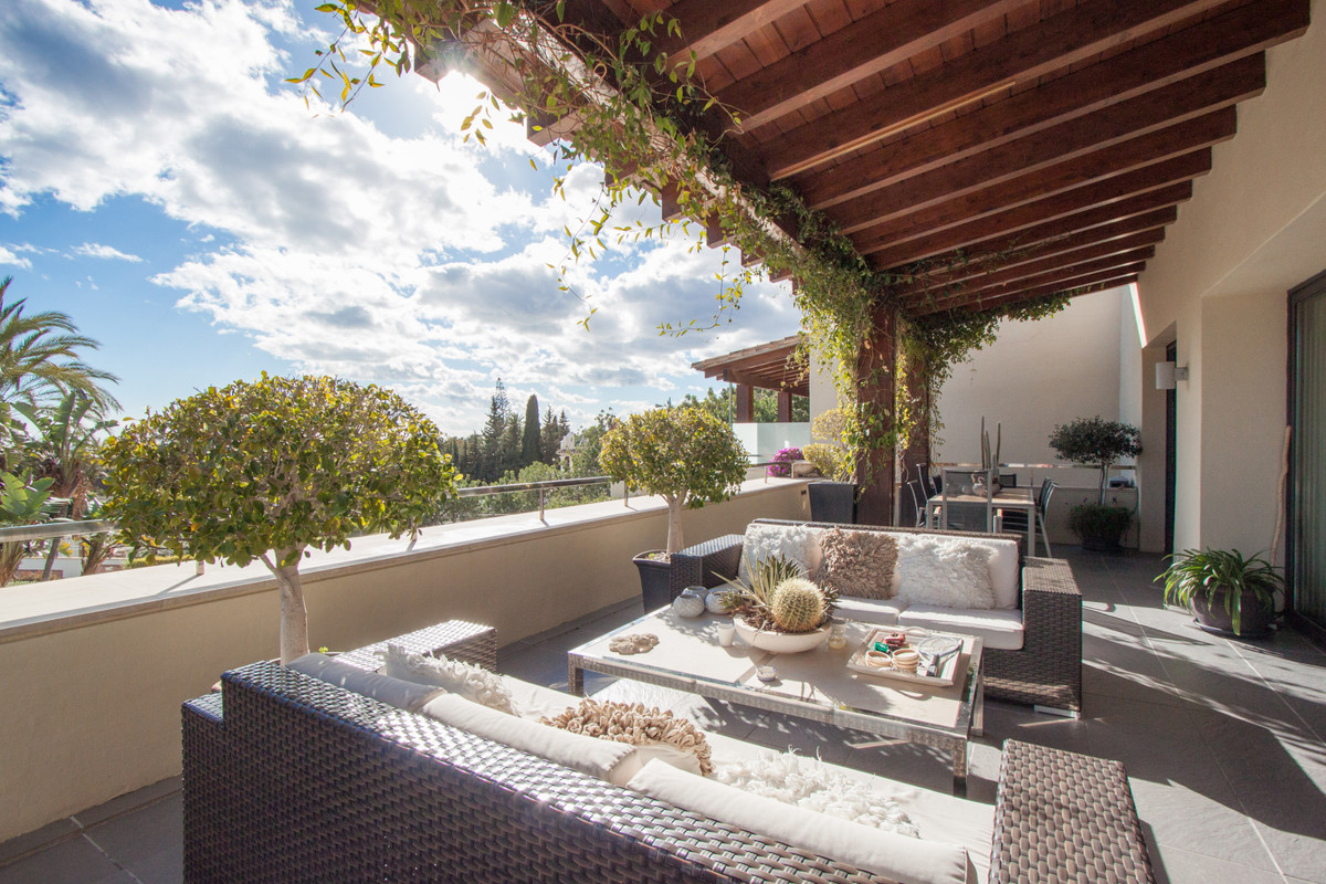 Immaculate southwest facing 3 bedroom en-suite apartment located within in the gated and secure IMAR,Spain