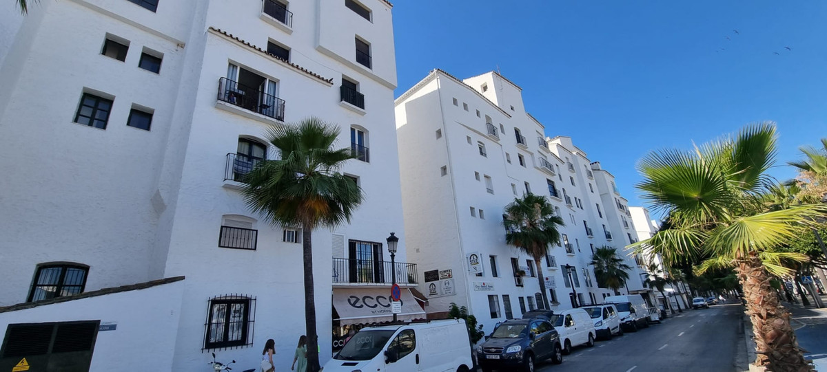 Lägenhet - Puerto Banús