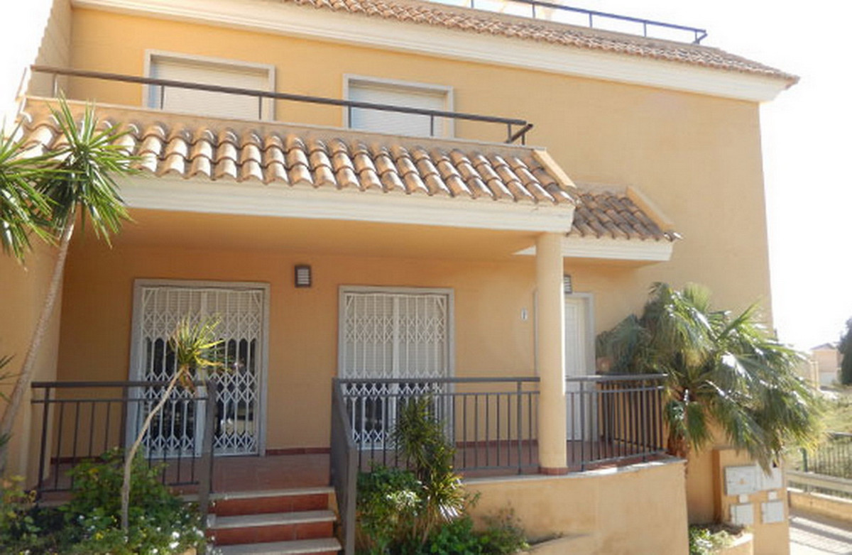 3 bedroom townhouse for sale torreblanca