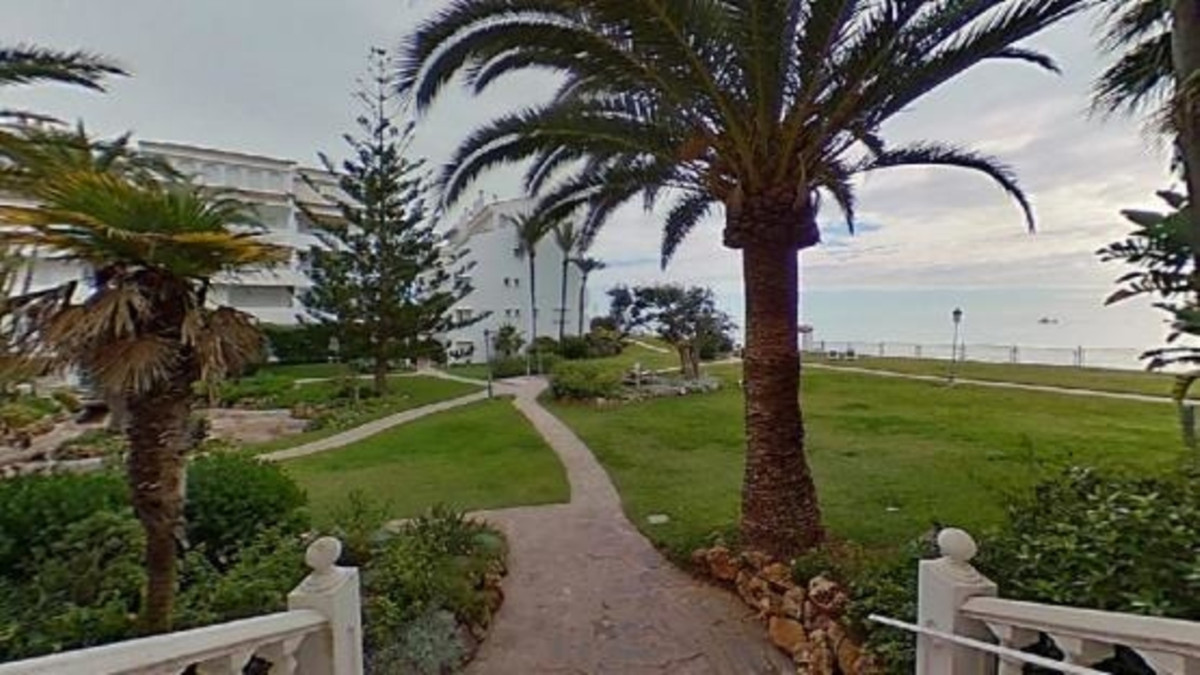 Beach front Apartment located on the east side of the coast of Marbella.  2 bedrooms and 2 bathrooms,Spain